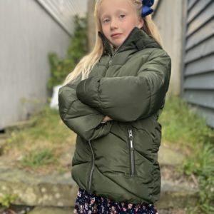 Nameit MAKE Puffer Jacket rosin 449,95
